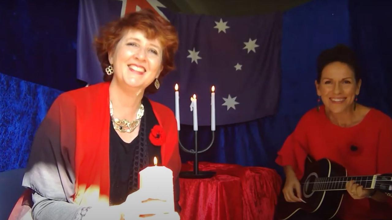 MP's heartfelt song a unique Anzac Day tribute | Sunshine