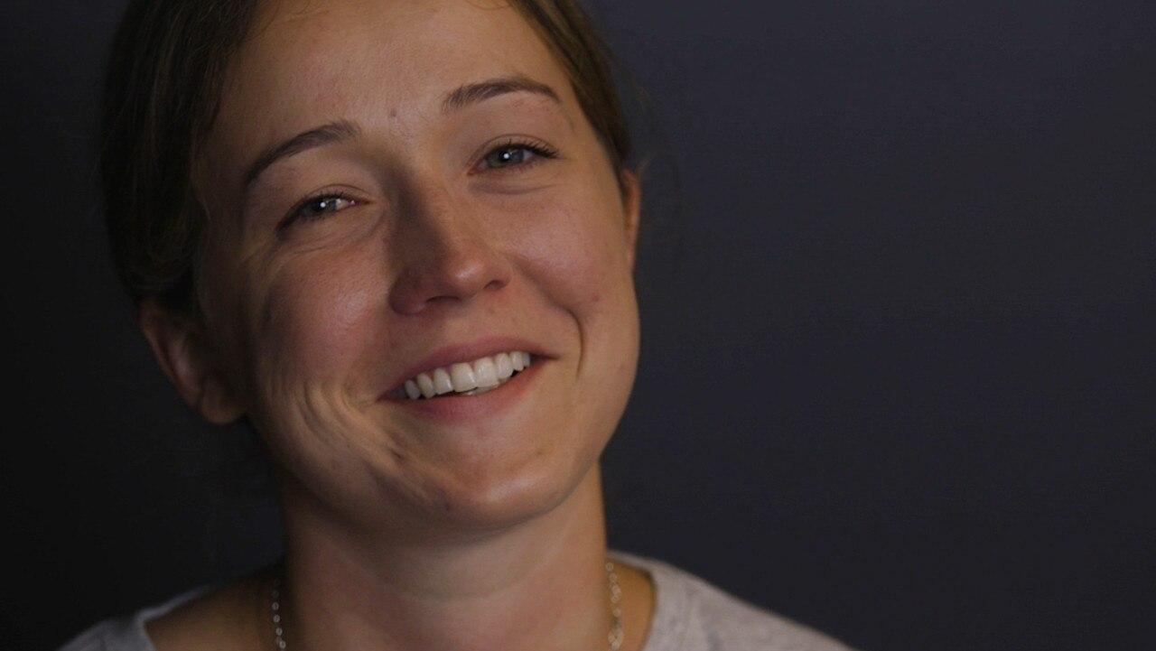 RAAF member Bethanie O'Brien.