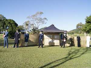 Anzac Day 2020 at The Leap
