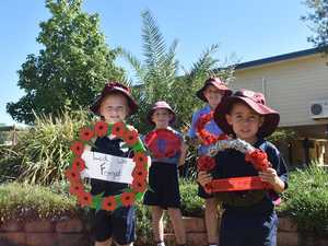 Southwest Qld commemorate this Anzac Day