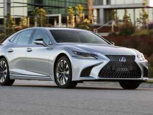 Tested: the hybrid with V8 performance