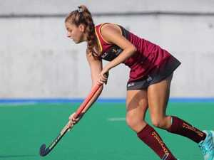 CQ hockey player recognised as a 'rising star'