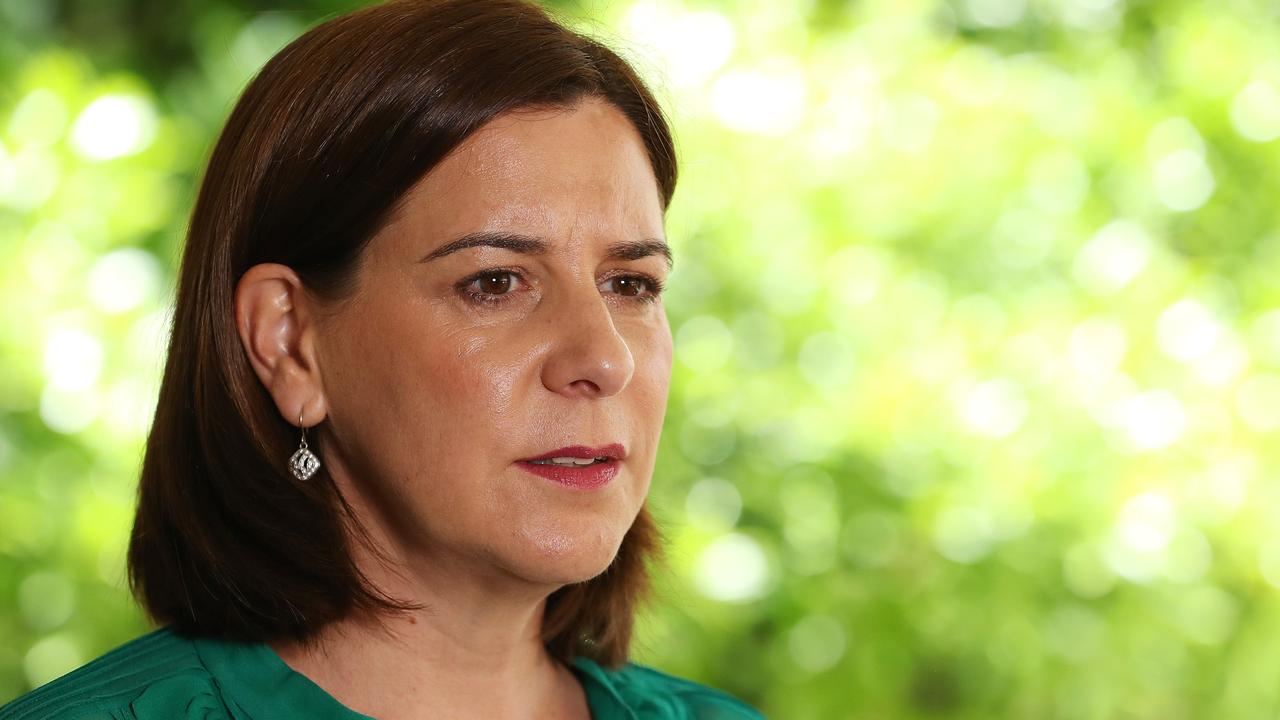 Queensland Opposition Leader Deb Frecklington says the youth bail laws cannot slip through the cracks amid the coronavirus pandemic.