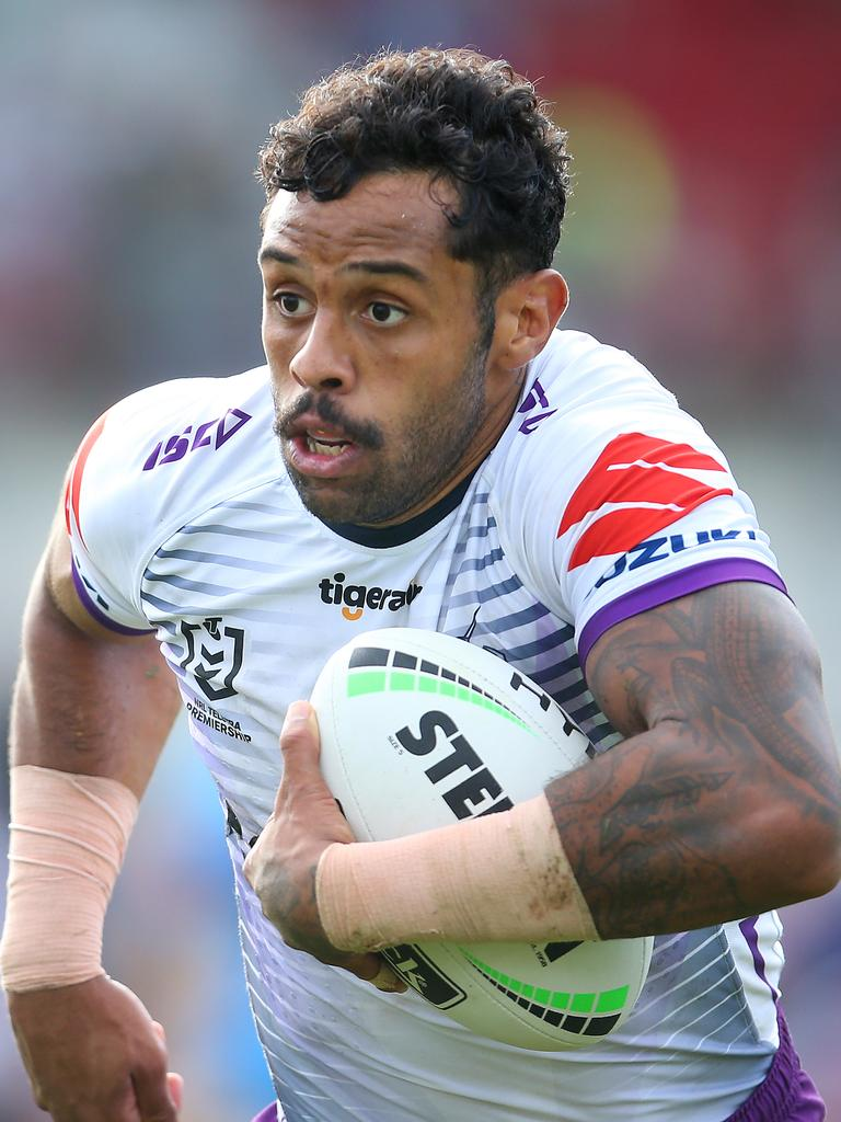 Josh Addo-Carr has been linked to Anasta. Picture: Getty