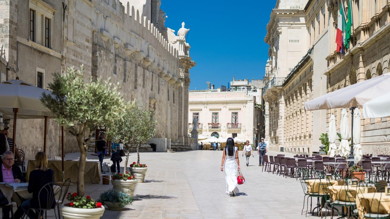 Sicily's offering travellers an Italian getaway for a fraction of the price. Picture: Supplied