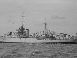 Remembering a M'boro legend: The HMAS Diamantina
