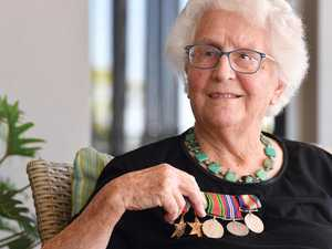 Special Anzac service for Mackay aged-care facility