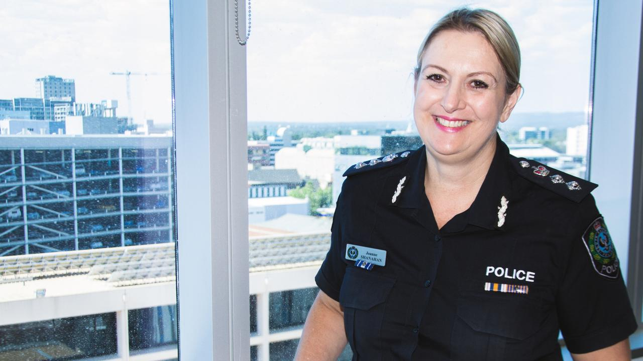 Chief Superintendent Joanne Shanahan was one of two women killed in a high-speed crash at Urrbrae. Picture: SA Police