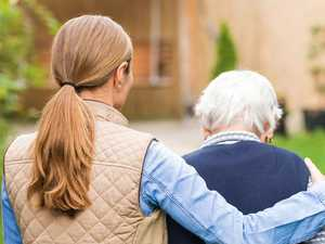 Aged care dilemma as families despair over no contact rule