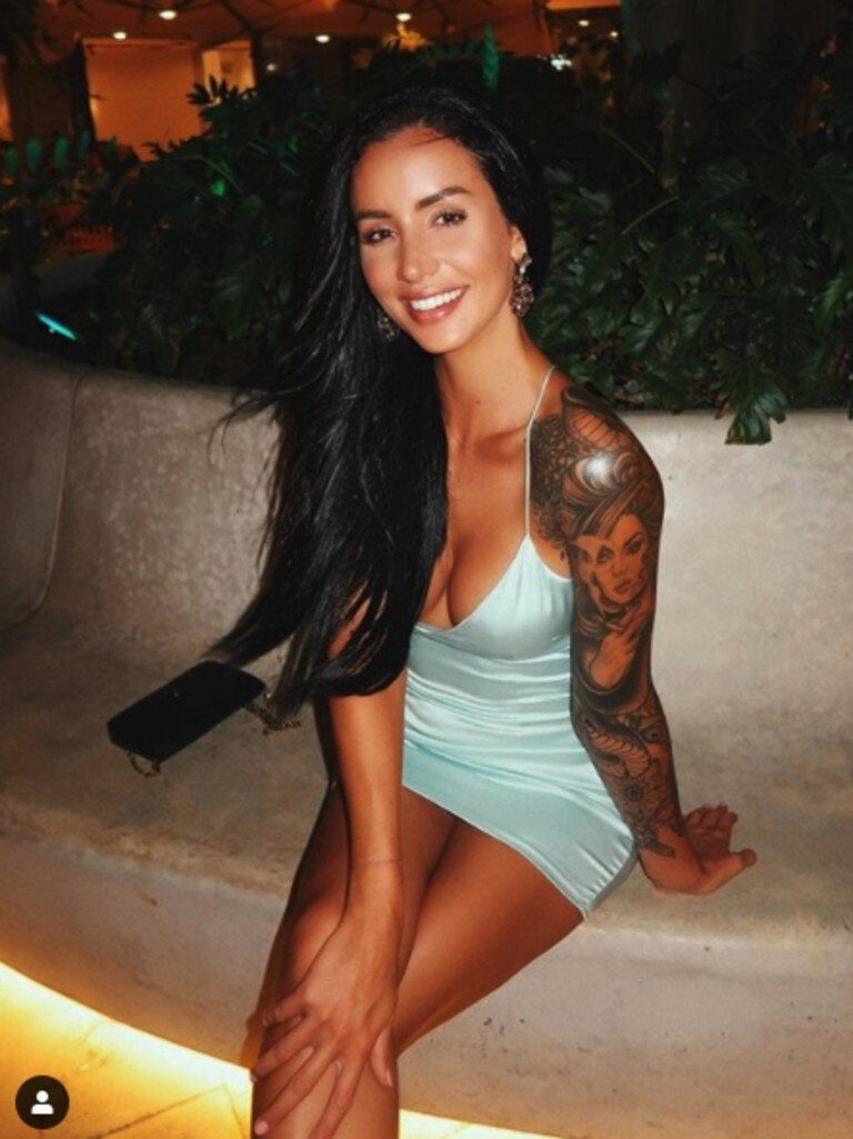Love Island's Vanessa Sierra says she suffered a lot of bullying during her time on Love Island. Picture: Instagram
