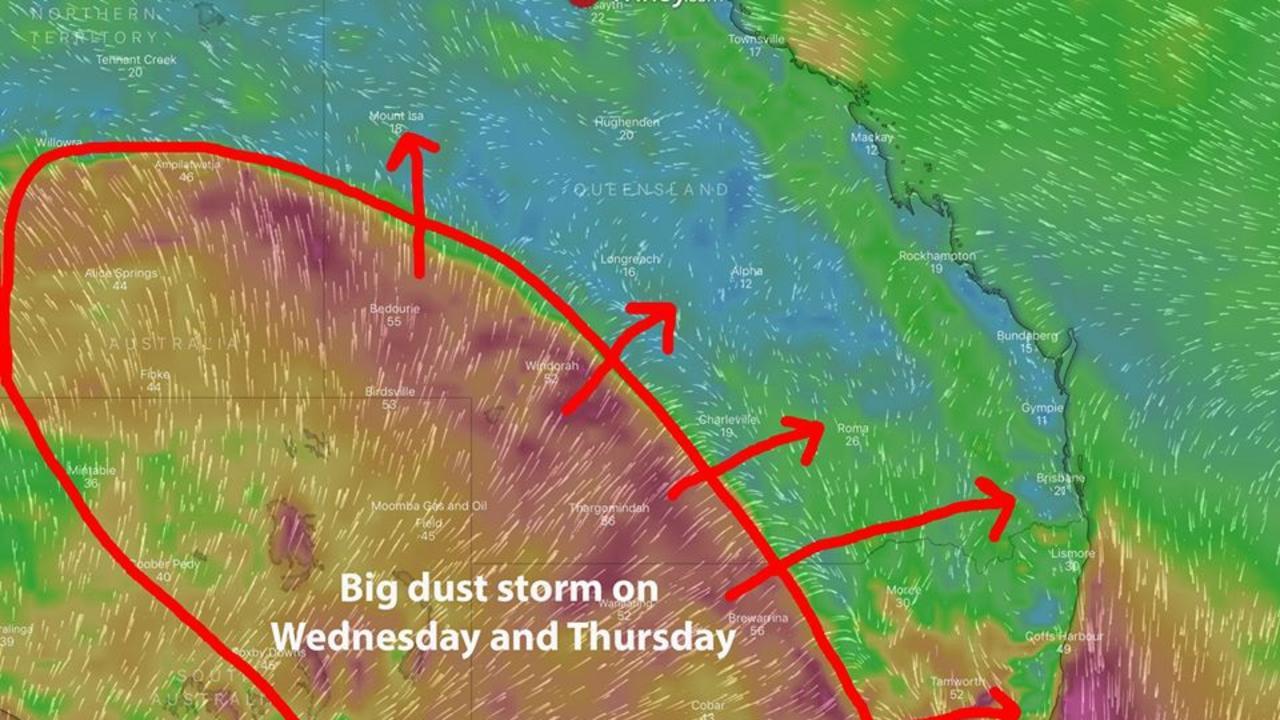 Pic: Higgings Storm Chasing via Windy