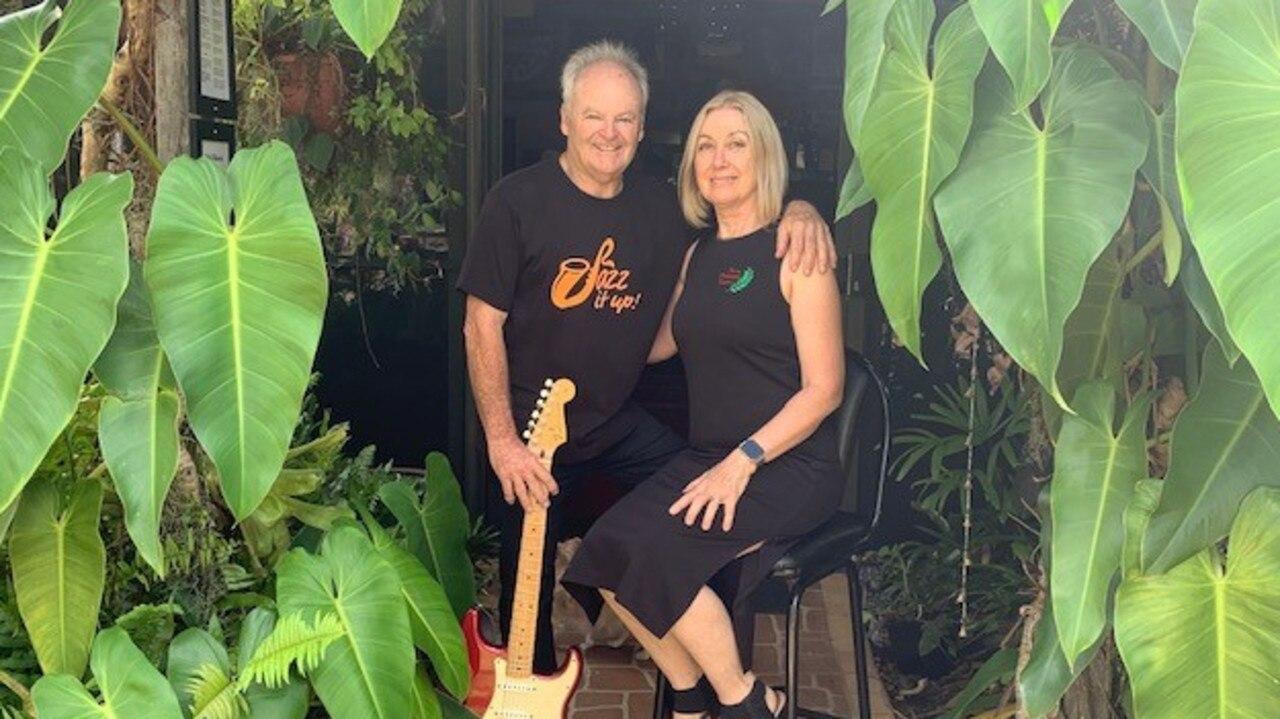 Genevieve and John 'Marto' Martin have closed Ferns Hideaway Resort amid the coronavirus travel restrictions.