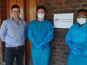 COVID-19 clinic to open in St George