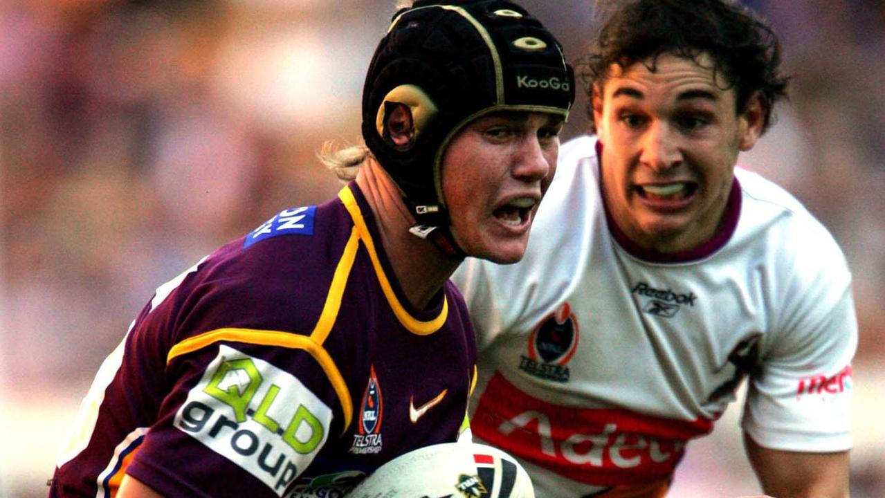 Barnes played nine games of NRL in 2005.
