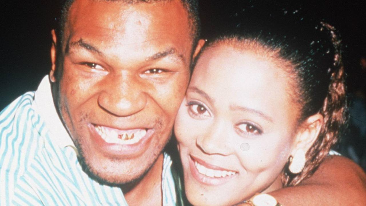 Mike Tyson hasn't always been lucky in love.