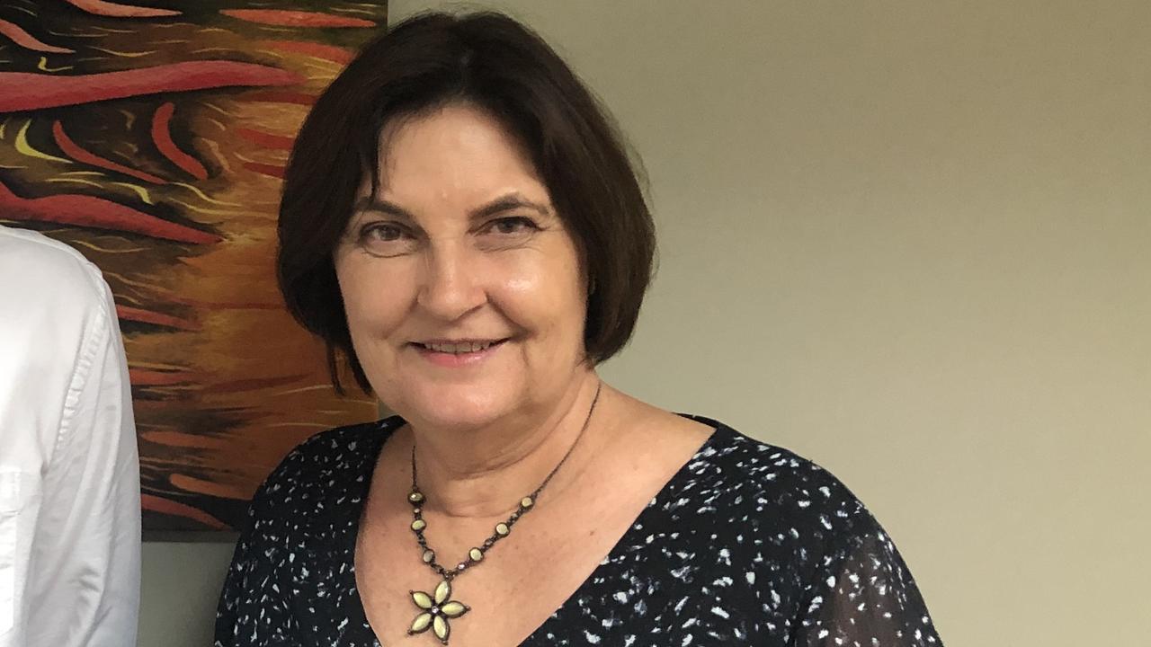 Mackay MP Julieanne Gilbert.