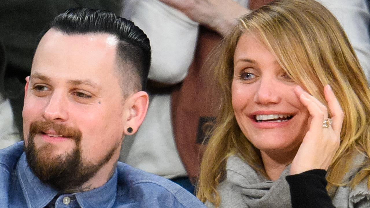 Benji Madden and Cameron Diaz have largely kept their relationship out of the spotlight. Picture: Noel Vasquez/GC Images