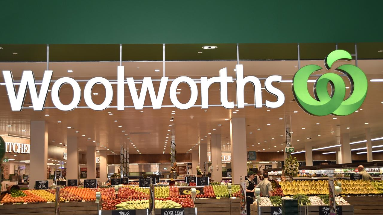 Three Woolworths stores in Townsville were already using the service, but more stores across the country are set to follow. Picture: File.