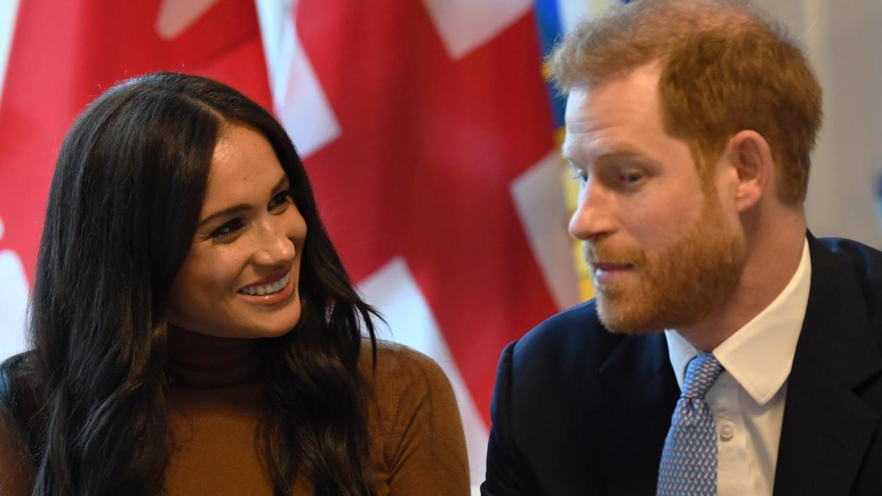 Meghan Markle and Prince Harry are set to share their side of the story of their royal exit in a new book. Picture: Daniel Leal-Olivas - WPA Pool/Getty Images