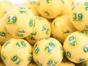 There's a CQ millionaire on the loose after weekend lotto