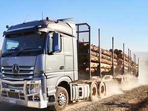 Actros thrives on high country test
