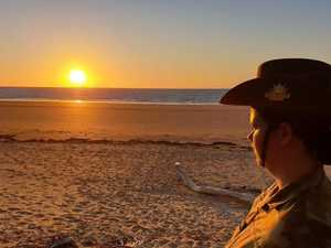 MEGA GALLERY: Mackay's Anzac Day driveway ceremonies