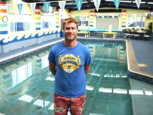 Swim teacher uses temporary closure to improve his business