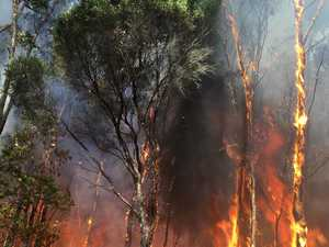 Here's where controlled burns will happen this week