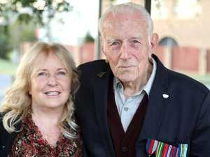 Anzac Day as vital as ever for this 94-year-old veteran