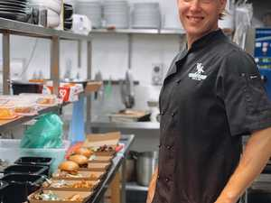 CQU Apprentice Chef makes the most of a sour situation