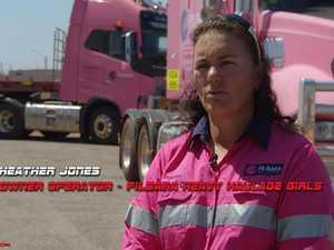 Whiteline Television focus on truckie health