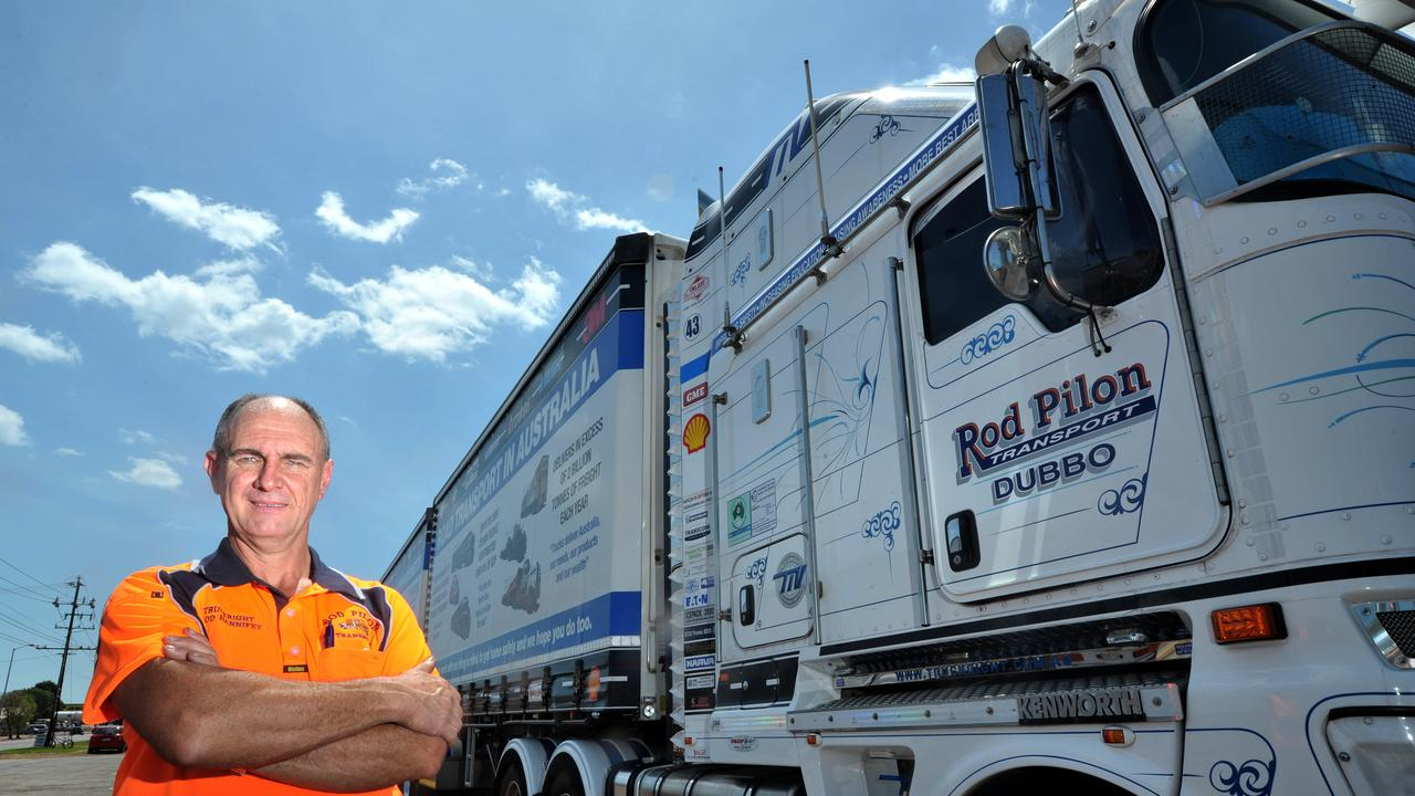 Rod Hannifey is a longtime advocate for the transport industry.