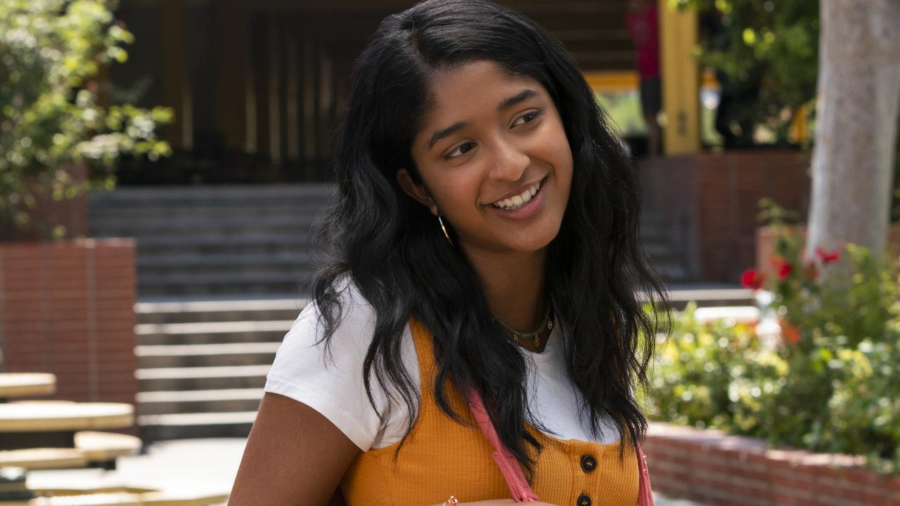 Maitreyi Ramakrishnan won the role in an open casting call against 15,000 other people.
