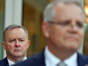 How Albo can emerge from ScoMo's shadow