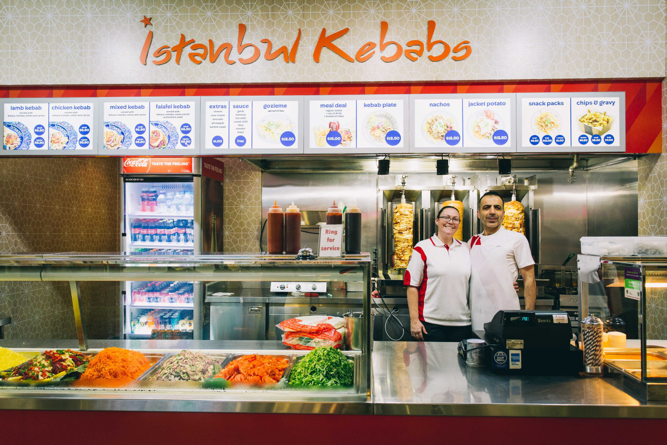 Instanbul Kebabs with it's new look!