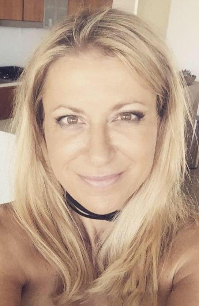 Former Jetstar customer service agent Elly Lees, from Casuarina, NSW