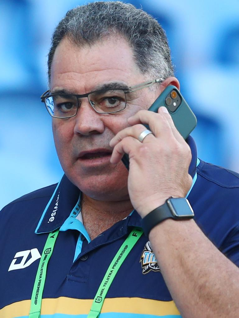 Mal Meninga. (Photo by Chris Hyde/Getty Images)