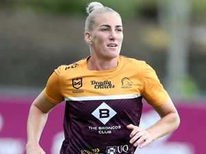 Jillaroos pivot works to get back on her feet