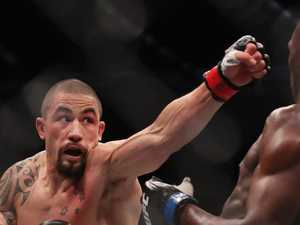 Whittaker 'would love to be part' of UFC beach brawl