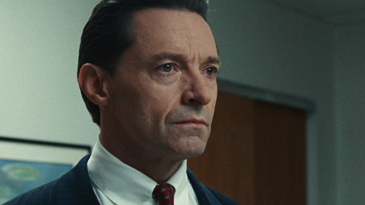 Hugh Jackman has been praised for his latest movie, Bad Education.