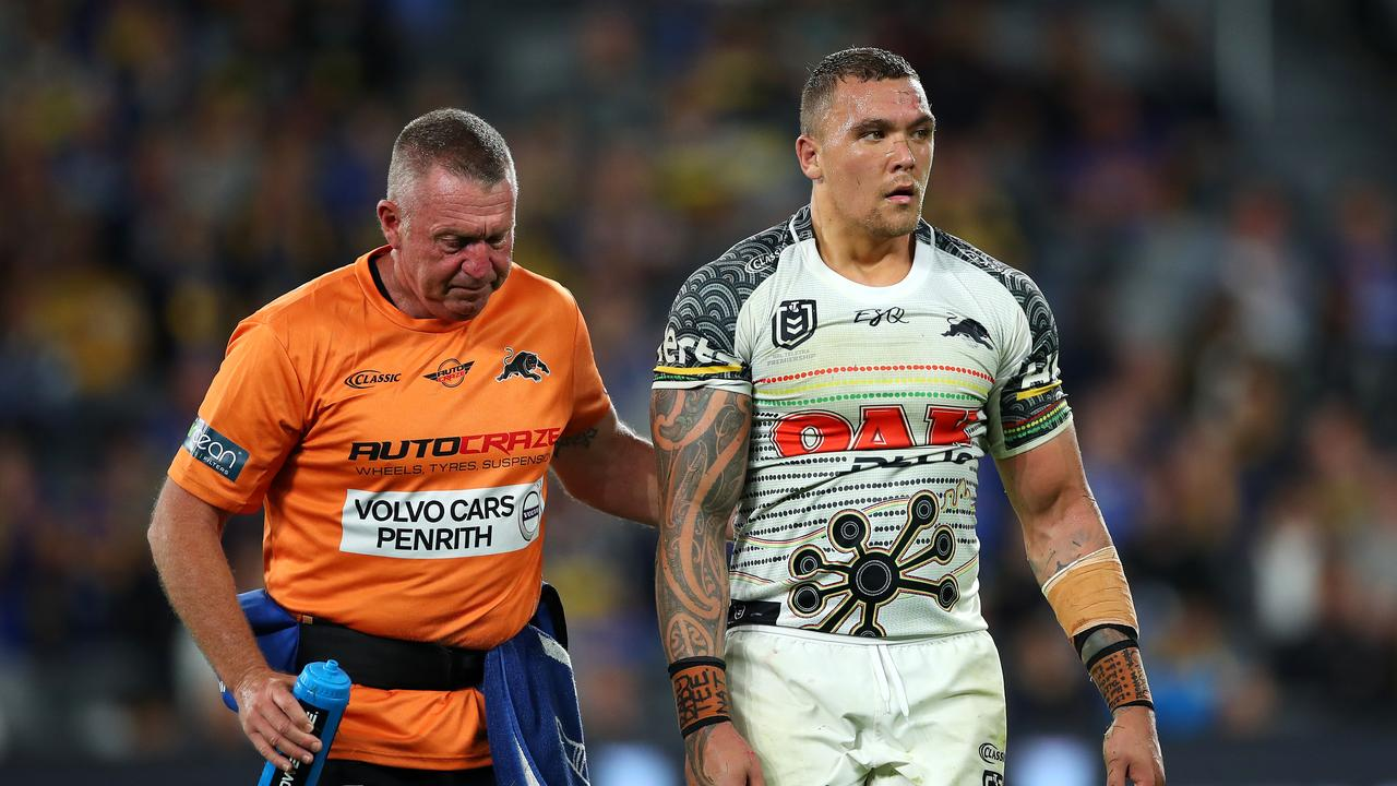 The game needs a new strategy to address onfield injuries. Photo: Cameron Spencer/Getty Images