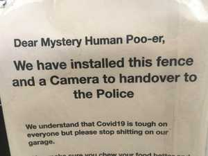 New 'mystery poo-er' targeted in Sydney