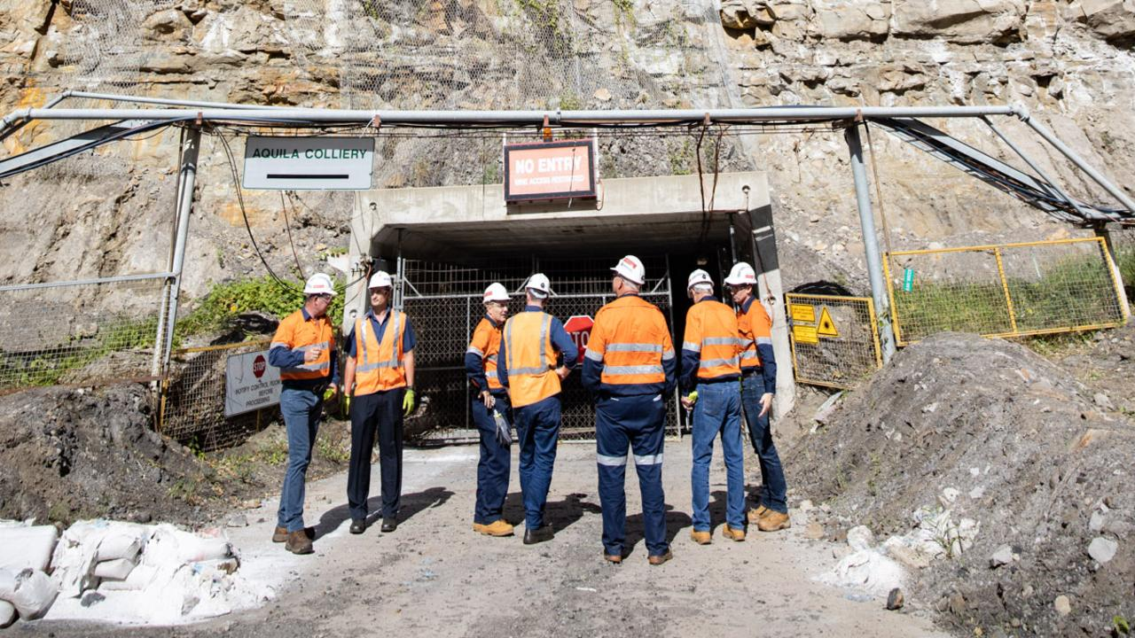 GOOD NEWS: Miners will receive mobile lung checks by the year's end.