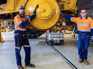 Mining equipment supplier rolls through Covid-19
