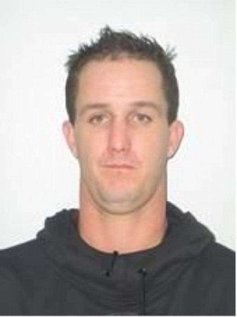 Police have identified Luke Watts, 35, as someone who may be able to assist with the investigation. Photo: Police Media