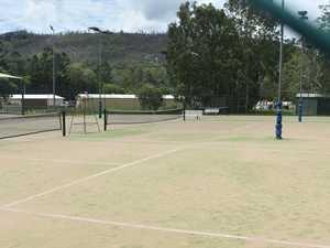 Mysteries plague tennis court upgrade plans
