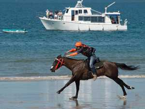 Fresh hope for return of Mackay Beach Horse Races