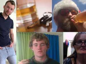 UPDATED: Burnett drink and drug drivers named and shamed