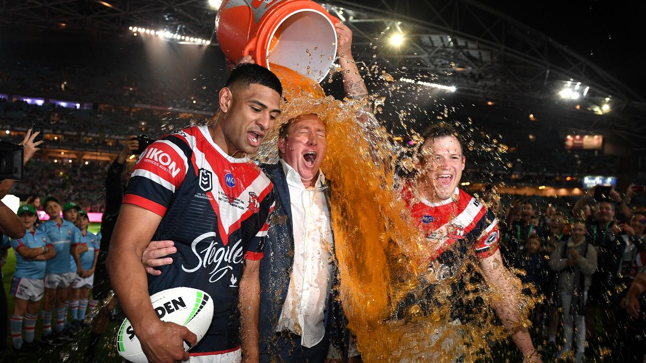 The grand final will be played on October 25th. AAP Image/Dan Himbrechts.