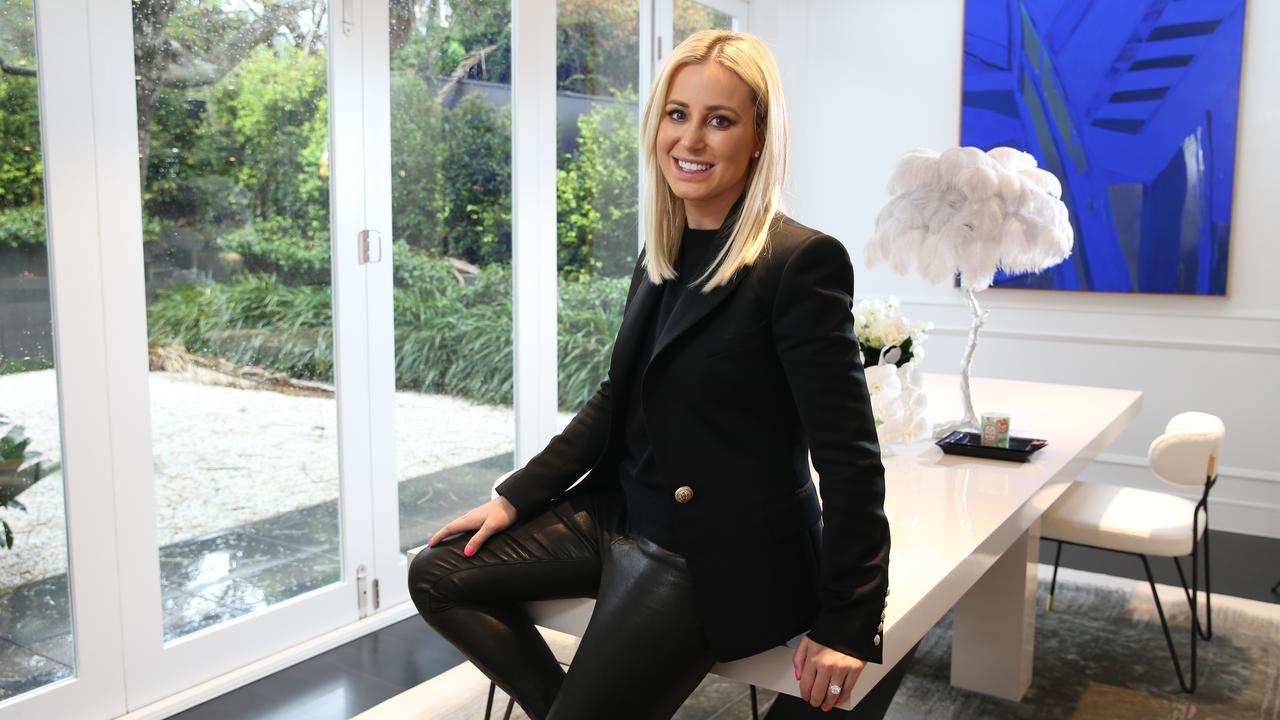 Jacenko said she doesn't like to wear the same thing twice. Britta Campion / The Australian
